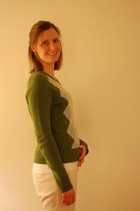 Kristy at 16 Weeks