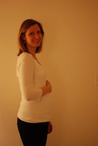 Kristy at 23 Weeks