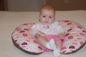 Lilly at 4 Months