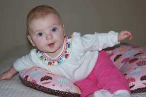 Lilly at 5 Months