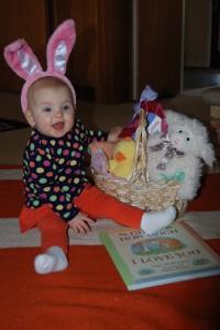 Easter Brunch with Grandma & Grandpa Gray