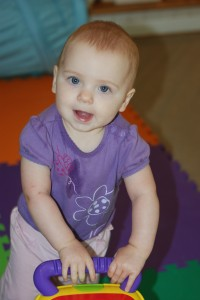 Lilly at 11 Months