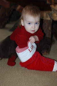 Lilly at 17 Months